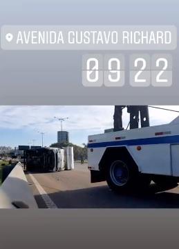 Guincho Ponte Caminhão