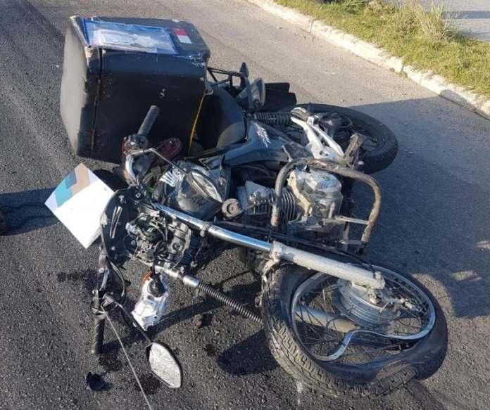 Motocicleta SC-401