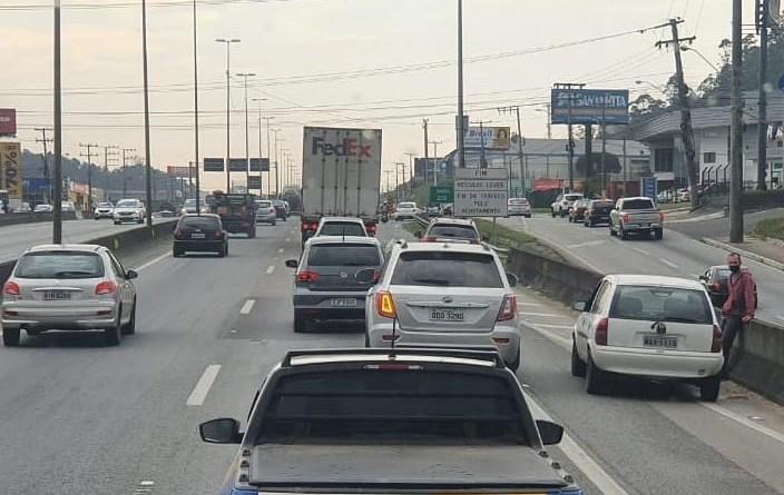 Trânsito BR-101 São José