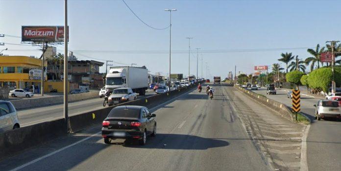 BR-101 São José Trânsito