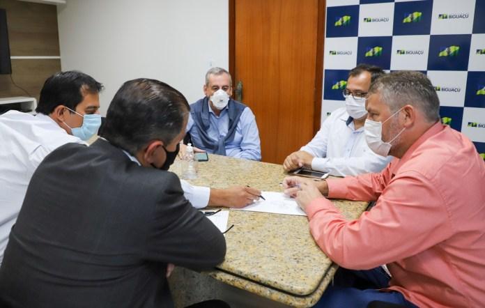Reunião Arteris Biguaçu