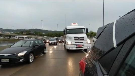 Caminhão Rita Maria