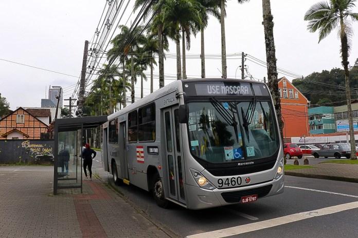 Ônibus Blumenau