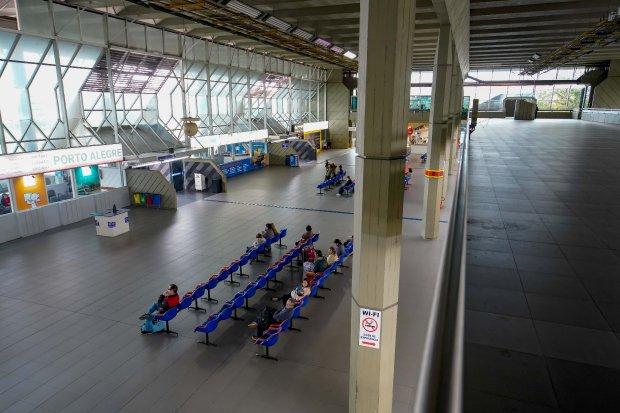 Terminal Rita Maria Florianópolis