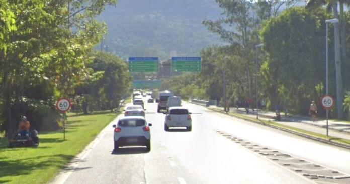 Avenida da Saudade Florianópolis