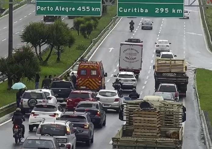 Acidente BR-282 São José