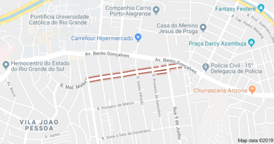 Rua Saldanha da Gama