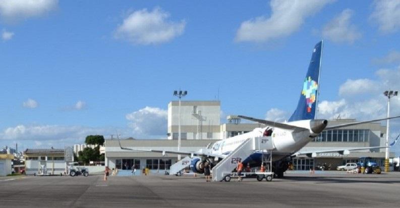 Aeroportos regionais