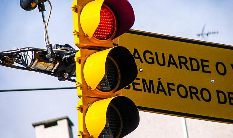 Semáforos inteligentes