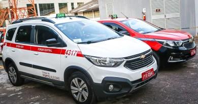 Táxis de Porto Alegre