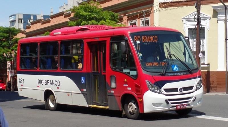 Lotação Rio Branco