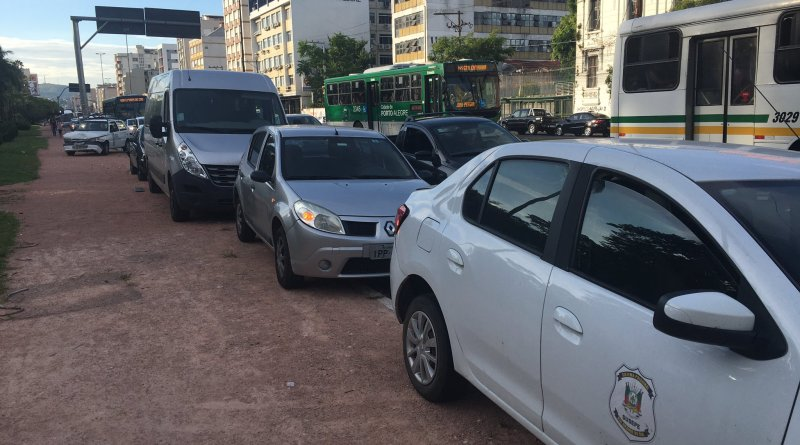 Acidente Avenida João Pessoa