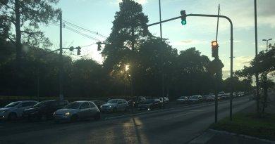 Trânsito na Bento Gonçalves