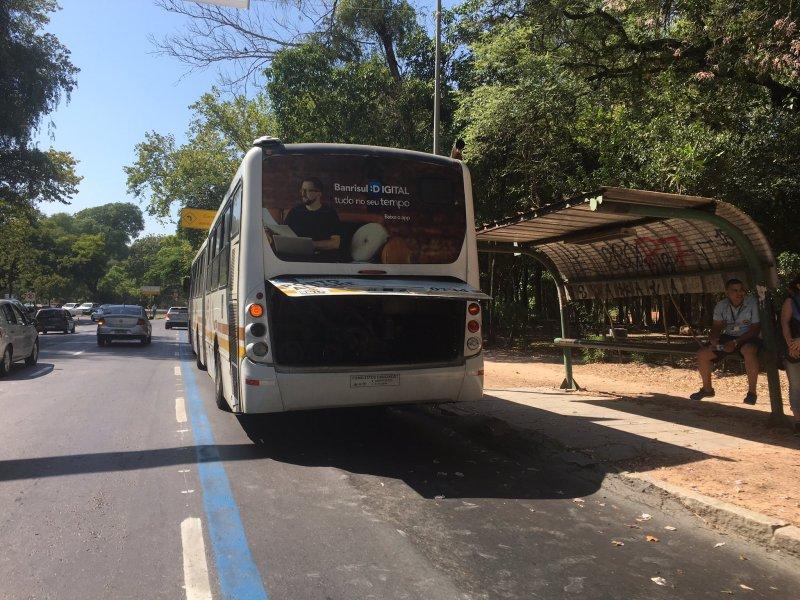 Ônibus Paulo Gama Carris