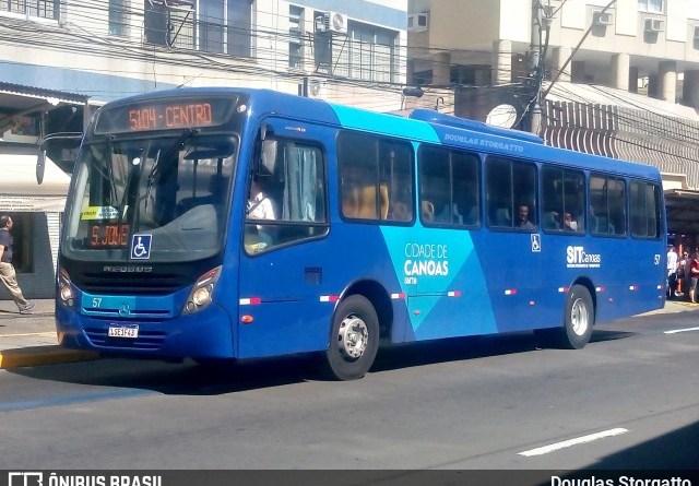 Ônibus em Canoas Sogal