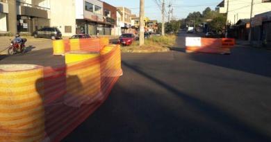 Obras Rua Rincão