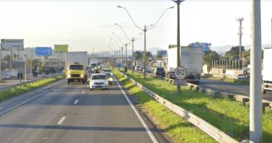 BR-116 São Leopoldo Obras