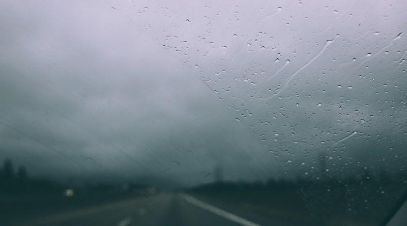 Chuva na estrada