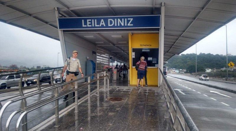 Estação Leila Diniz
