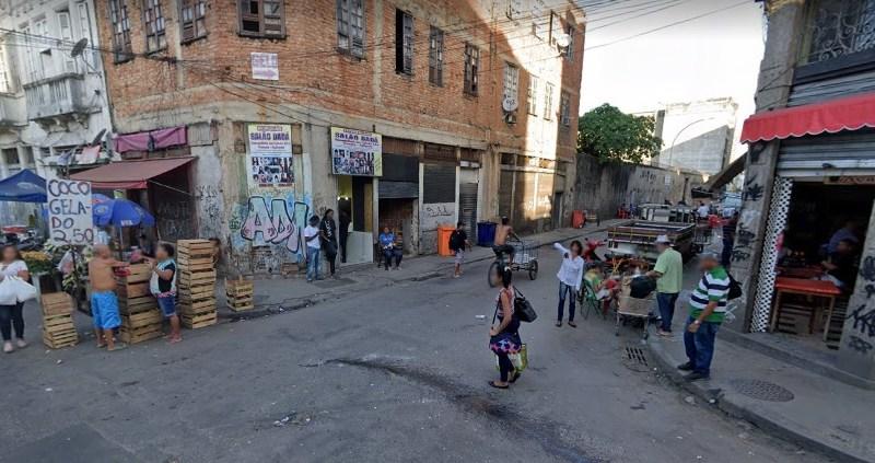 Rua Visconde da Gávea