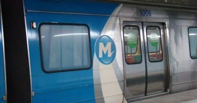 Trem MetrôRio