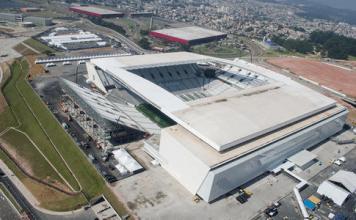 Região Itaquera Arena Corinthians Jogos da Copa América na Arena Corinthians