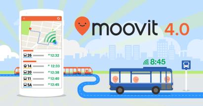 Qual ônibus pegar? O aplicativo Moovit responde e ainda avisa que horas ele  vai passar