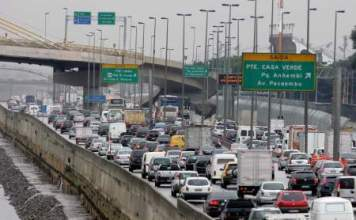 Operação Estrada Velocidade média será suspenso Rodízio de veículos