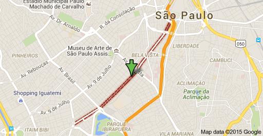 Avenida Brigadeiro Luís Antônio