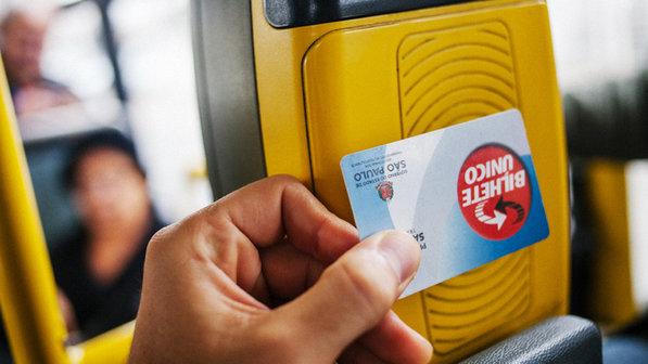 Vale-Transporte Bilhete Único Anônimo Reajuste das Tarifas Bilhete único CPTM Vale Transporte Bilhetes Únicos