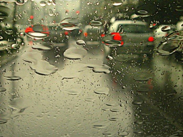 tempo chuvoso