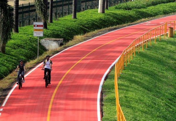 Ciclovia Rio Pinheiros Ciclofaixa Rio Pinheiros