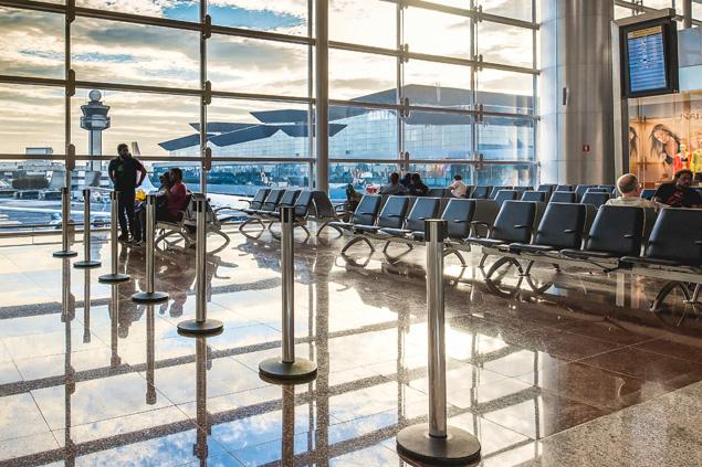 Mais pontual Aeroporto de Guarulhos