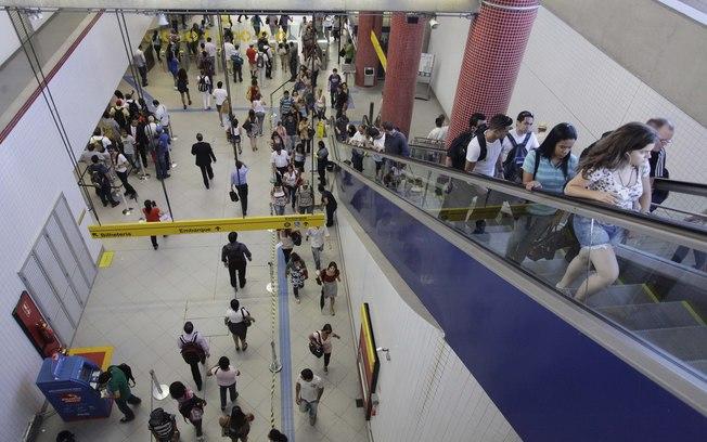 Estação Butantã operação especial