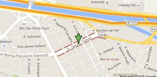 Rua Sérgio Tomás