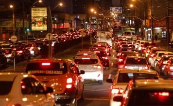Trânsito Curitiba