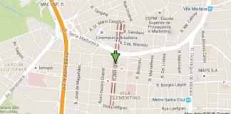 Rua dos Otonis