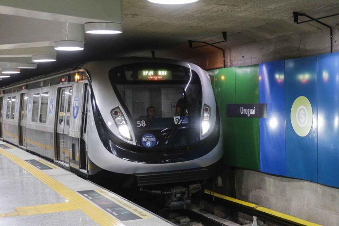 Metrô do Rio de Janeiro Jogos Olímpicos Linha 4 do Metrô do Rio de Janeiro