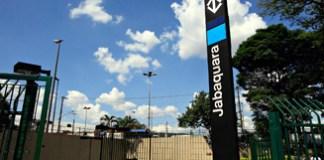 Metrô Jabaquara Linha 1-Azul