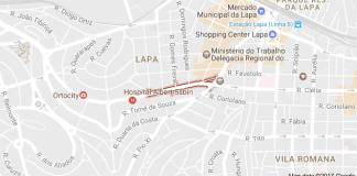Rua Barão de Jundiaí Sol Nascente
