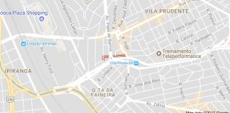 Rua Trocari Anhaia Mello