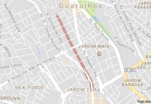 Avenida Esperança Guarulhos