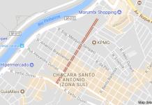 Rua Antônio de Oliveira chácara santo antônio