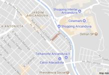 Avenida Francisco José Rezende jardim aricanduva