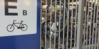 Bicicletário Terminal Amaral Gurgel bicicletários
