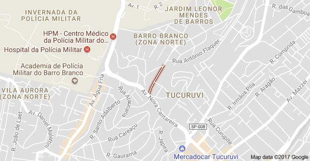 Rua Francisco de Brito Tucuruvi