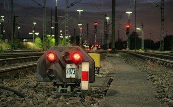 maquinista ferroviário