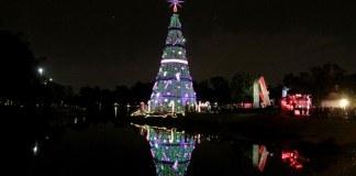 Árvore de Natal do Ibirapuera