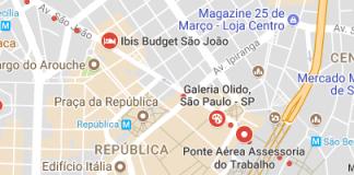 Avenida São João Ana Cintra