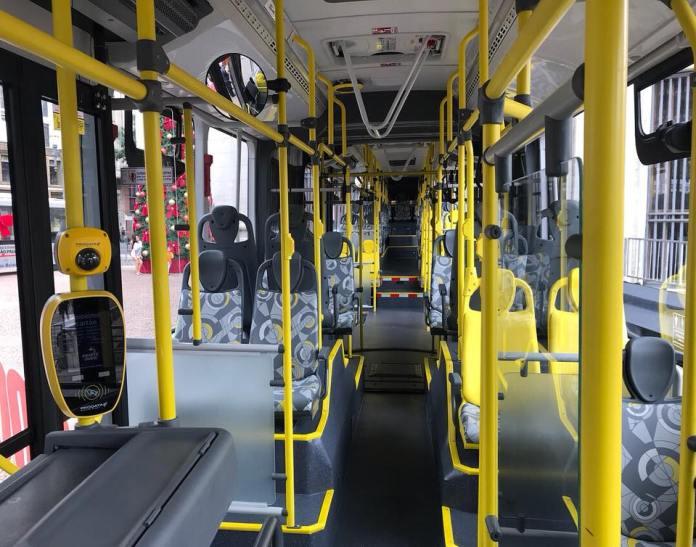 Coronavírus Passagens Transporte Frota de ônibus SPTrans Ônibus novos qualidade do transporte Ônibus municipais